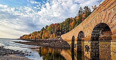 10 Beaux Endroits En Nouvelle-Angleterre