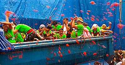 10 Festivaluri Bizare Din Întreaga Lume