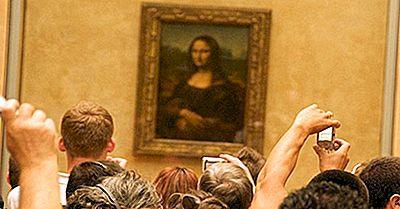 De 10 Mest Berømte Maleriene I Verden Og Hvor De Skal Se Dem