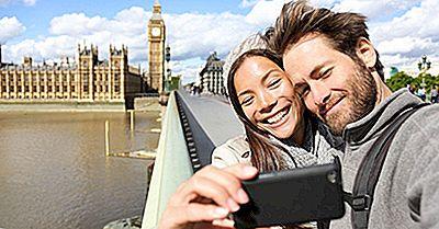 10 Ciudades Más Populares En Las Redes Sociales