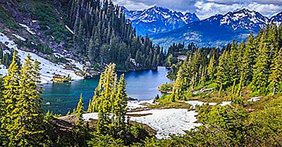 I 10 Parchi Nazionali Più Visitati Negli Stati Uniti