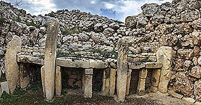 Die 10 Ältesten Gebäude Der Welt