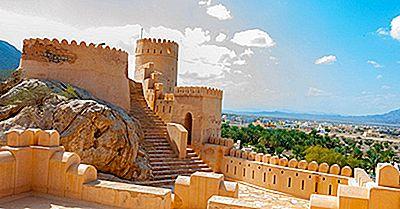 10 Ting Du Ikke Vidste Om Oman