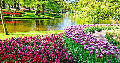 15 Lindos Jardins Botânicos De Todo O Mundo