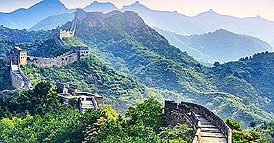 5 Bästa Ställen Att Se Kinesiska Muren Från