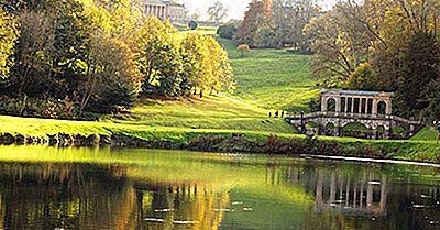 6 Beaux Jardins Anglais