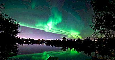 7 Melhores Lugares Para Ver As Luzes Do Norte