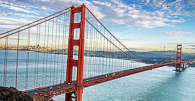 As 7 Maravilhas Da Califórnia