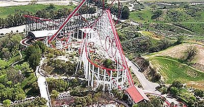 Parcuri De Distracții Cu Cele Mai Multe Roller-Coastere Din Lume