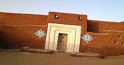 Les Anciennes Villes Caravanières Transsahariennes De La Mauritanie