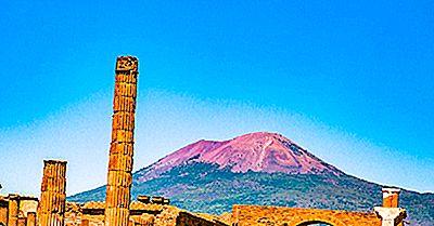 Sitio Arqueológico De Pompeya - Lugares Únicos En El Mundo