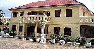 Sites Du Royaume Asante Du Ghana