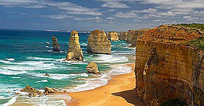 Lugares De Interés De Australia: Los Doce Apóstoles