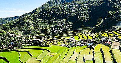 Terrazze Di Riso Banaue - L'Ottava Meraviglia Del Mondo