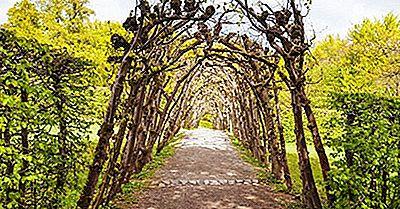 Bergpark Wilhelmshöhe: Den Magical Hillside Park Of Kassel, Tyskland