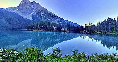 I Migliori Posti Da Visitare Nella Columbia Britannica