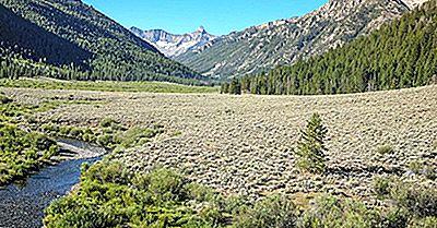 Die Größten Nationalen Wälder In Den Vereinigten Staaten