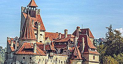 Castillo De Bran, Rumania - Lugares Únicos En El Mundo