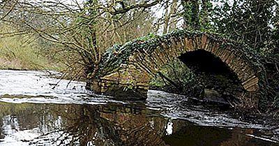 Bridges Park, Ireland - Lieux Uniques Dans Le Monde