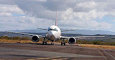 Los Aeropuertos Más Concurridos De África