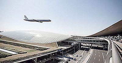 Los Aeropuertos Más Concurridos De China