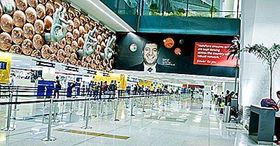 Gli Aeroporti Più Trafficati In India