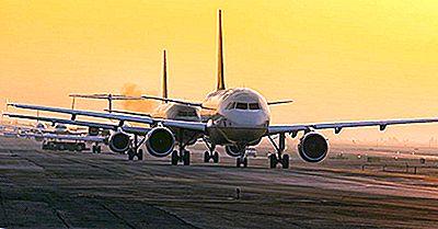 Los Aeropuertos Más Concurridos En México