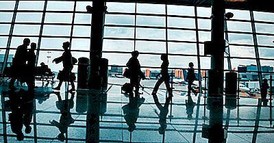 Los Aeropuertos Más Concurridos De Rusia