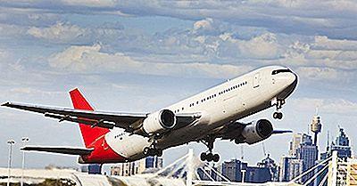 Os Aeroportos Mais Movimentados Da Austrália