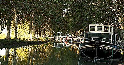 Canal Du Midi: En Unesco Världsarvslista I Frankrike