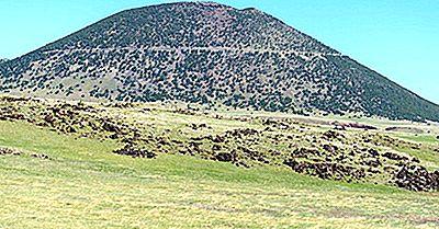 Monumento Nacional Del Volcán De Capulin - Lugares Únicos En Norteamérica