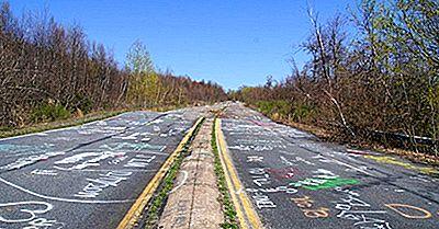 Centralia, Pennsylvania: Die Geschichte Hinter Amerikas Berüchtigtster Geisterstadt