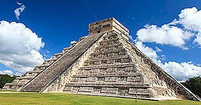 Chichen Itza - Una Gran Atracción Turística En México