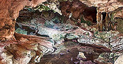 Die Conch Bar Höhlen Der Türken Und Caicos