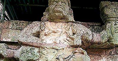Archäologische Stätte Copan Maya, Honduras