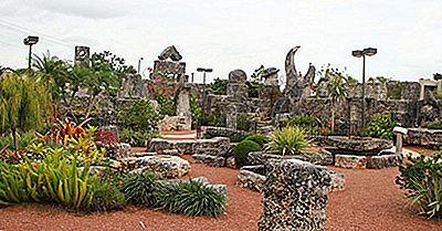 Castelo De Coral - Lugares Únicos No Mundo