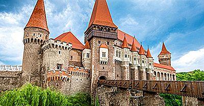 Castelul Corvin, România - Locuri Unice Din Lume
