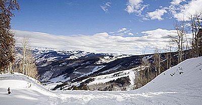 Coût Des Meilleures Stations De Ski En Amérique Du Nord