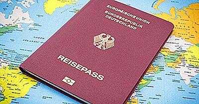 Pays Ayant Les Meilleurs Passeports Pour La Mobilité Internationale Des Voyageurs