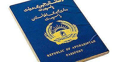 Países Con Los Peores Pasaportes Internacionales Del Mundo