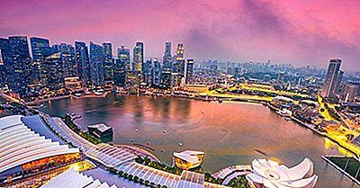 Kulturelle Og Historiske Landemærker At Besøge I Singapore
