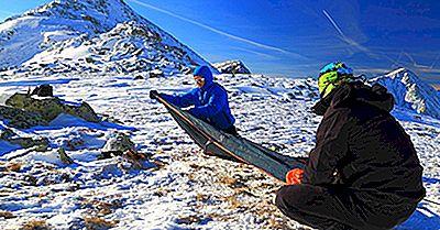 I Diversi Tipi Di Ripari Utilizzati Dagli Alpinisti