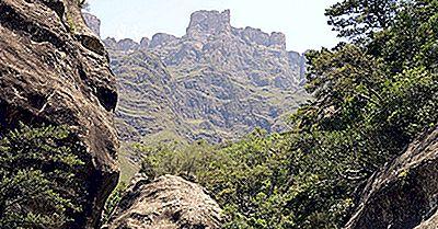 Die Drakensberge, Südafrika - Einzigartige Orte Auf Der Ganzen Welt