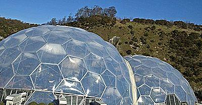 Edenprojektet: Hemmet För Världens Största Växthuseffekt