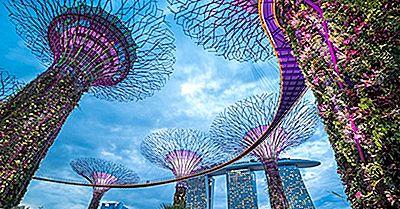 Huit Merveilles Architecturales De Singapour