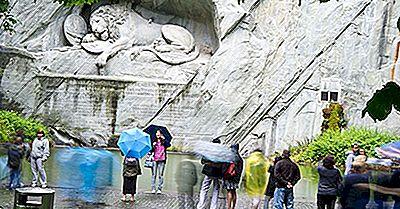 Esculturas Colossais Mais Notáveis Da Europa In Situ