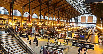 Stazioni Ferroviarie Europee Che Tengono Traccia Dei Record
