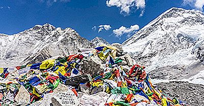 Los Campamentos Base Del Everest De Nepal