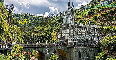 Alla Scoperta Della Colombia: Le Sette Meraviglie Della Colombia
