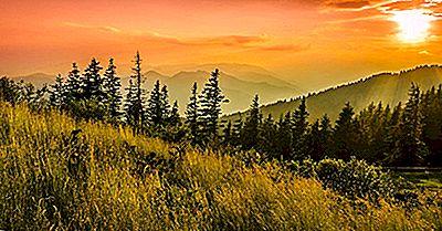 Utforska De Fjorton Spektakulära Nationalparkerna I Rumänien